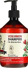 Parfums et Produits cosmétiques Shampooing volumisant - Oma Gertrude