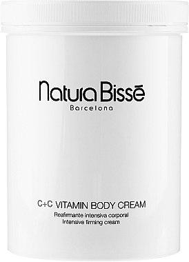 Crème raffermissante aux vitamines pour le corps - Natura Bisse C+C Vitamin Body Cream — Photo N4