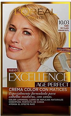 Coloration permanente pour cheveux matures - L'Oreal Paris Age Perfect By Excellence