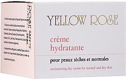 Parfums et Produits cosmétiques Crème hydratante pour visage - Yellow Rose Creme Hydratante