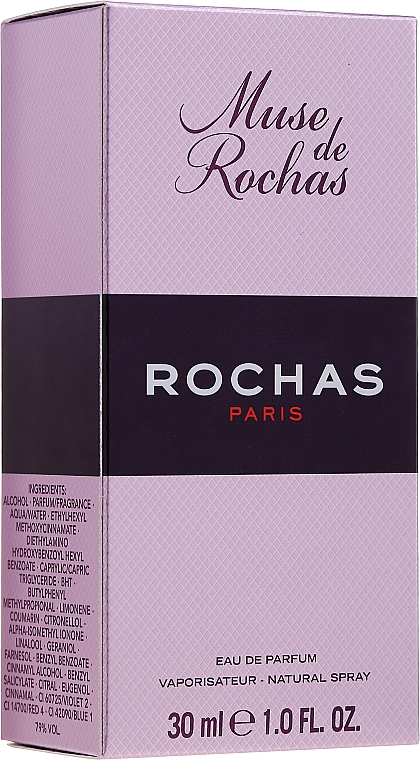 Rochas Muse de Rochas - Eau de Parfum — Photo N1