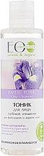 Parfums et Produits cosmétiques Lotion tonique à l'extrait d'iris bio pour visage - ECO Laboratorie Facial Tonic