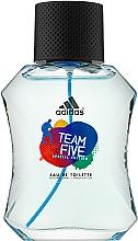 Parfums et Produits cosmétiques Adidas Team Five - Eau de Toilette