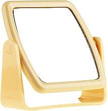 Parfums et Produits cosmétiques Miroir carré à poser 85727, jaune - Top Choice Beauty Collection Mirror