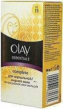 Parfums et Produits cosmétiques Crème-émulsion de jour à la niacinamide, SPF 15 - Olay Complete