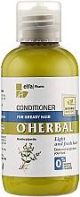 Parfums et Produits cosmétiques Après-shampooing à la menthe poivrée - O'Herbal