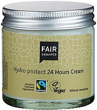 Crème hydratante pour visage - Fair Squared Hydro Protect 24 Hours Cream — Photo N1