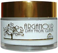 Parfums et Produits cosmétiques Crème de jour à l'huile d'argan - Arganour Anti Age Facial Cream Spf15