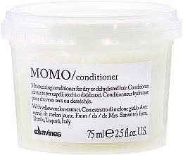Parfums et Produits cosmétiques Après-shampooing à l'extrait de melon jaune - Davines Essential Haircare Momo Condicioner