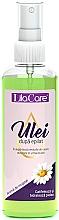 Parfums et Produits cosmétiques Spray-huile post-épilation à l'arôme de camomille - Lila Rossa Lila Care