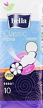 Parfums et Produits cosmétiques Serviettes hygiéniques, 10pcs - Bella Classic Nova Deo Fresh