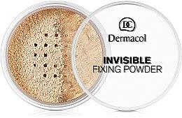 Parfums et Produits cosmétiques Poudre universelle transparente et fixante - Dermacol Invisible Fixing Powder