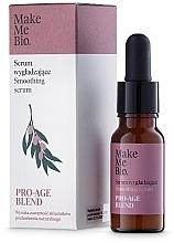 Parfums et Produits cosmétiques Sérum à base de huile précieuse d'argan pour visage - Make Me Bio Anti-Aging Day And Night Serum