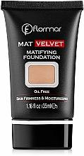 Parfums et Produits cosmétiques Fond de teint crémeux matifiant - Flormar Mat Velvet Matifying Foundation