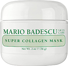 Parfums et Produits cosmétiques Kolagenowa maska do twarzy - Mario Badescu Super Collagen Mask