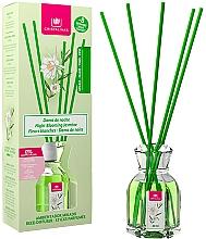 Parfums et Produits cosmétiques Bâtonnets parfumés, Fleurs blanches - Cristalinas Reed Diffuser
