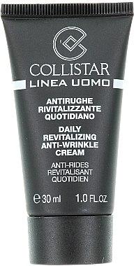 Collistar - Set (hydro-gel après-rasage effet fraîcheur/100ml + anti-rides révitalisant quotidien/30ml) — Photo N3