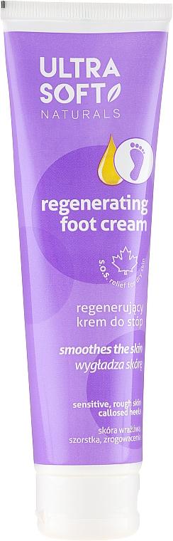 Crème régénérante pour pieds - Ultra Soft Naturals Regenerating Foot Cream Smoothes