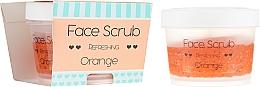 """Parfums et Produits cosmétiques Gommage visage rafraîchissant """"Orange"""" - Nacomi Refreshing Face Orange"""