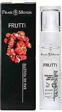 Parfums et Produits cosmétiques Frais Monde Fruit - Eau de Toilette