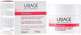 Parfums et Produits cosmétiques Crème à l'extrait d'algues rouges pour visage - Uriage Roseliane Anti-Redness Rich Cream