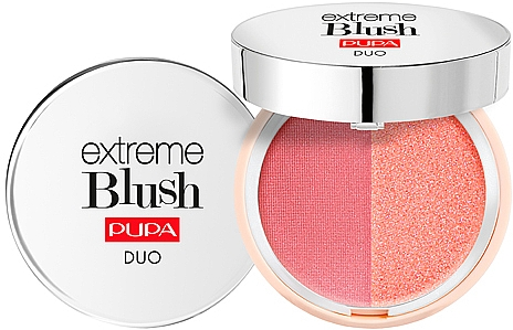 Duo blush - Pupa Extreme Blush Duo