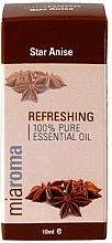Parfums et Produits cosmétiques Huile essentielle d'anis - Holland & Barrett Miaroma Star Anise Pure Essential Oil