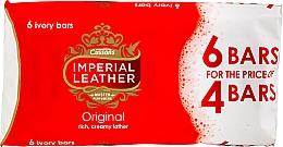 Parfums et Produits cosmétiques Cussons Imperial Leather Soap Original - Set (savons/100g x 6pcs)