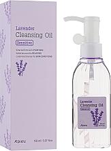 Parfums et Produits cosmétiques Huile démaquillante à l'huile de lavande pour visage - A'pieu Lavender Cleansing Oil