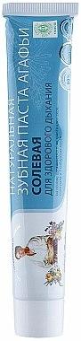 Dentifrice à l'extrait d'aloe vera, saumure et 5 huiles de Sibérie - Les recettes de babouchka Agafia — Photo N2