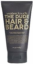 Parfums et Produits cosmétiques Baume à l'huile d'amande douce pour cheveux et barbe - Waterclouds The Dude Hair And Beard Conditioner