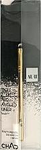 Parfums et Produits cosmétiques Pinceau oblique pour sourcils et eyeliner, 210 - Auri Chad Pro Angled Liner Brush