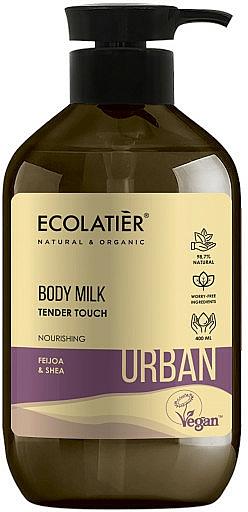 Lait pour corps, Feijoa et Karité - Ecolatier Urban Body Milk