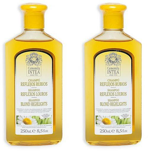 Shampooings à la camomille - Lot (shampooing/2x250ml) — Photo N1