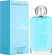 Parfums et Produits cosmétiques Christopher Dark Dominikana Blue - Eau de Parfum