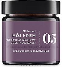 Parfums et Produits cosmétiques Crème à l'huile d'argan pour visage - Fitomed Anti-wrinkle Cream Nr5