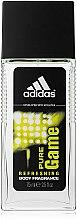 Parfums et Produits cosmétiques Adidas Pure Game - Déodorant