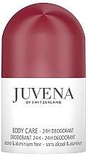 Parfums et Produits cosmétiques Déodorant roll-on sans alcool et aluminium - Juvena Body Care 24H Deodorant