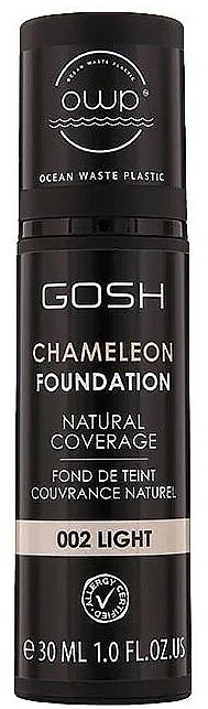 Fond de teint - Gosh Chameleon Foundation