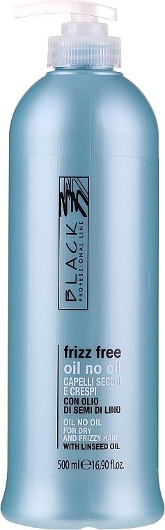 Fluide à l'huile de lin pour cheveux - Black Professional Line Anti-Frizz