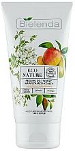 Parfums et Produits cosmétiques Gommage à la mangue pour visage - Bielenda Eco Nature Kakadu Plum, Jasmine and Mango