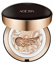 Parfums et Produits cosmétiques Crème-poudre avec recharge pour visage - AGE 20's Signature Pact Intense Cover SPF50+/PA+++