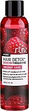 Parfums et Produits cosmétiques Soin de rinçage au vinaigre et framboise - Rinz Hair Detox