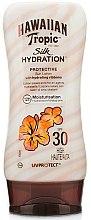Parfums et Produits cosmétiques Lotion solaire enrichie en agents hydratants - Hawaiian Tropic Silk Hydration Lotion SPF30