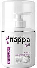 Parfums et Produits cosmétiques Gel à la lanoline pour pieds - Silcare Nappa 500 Foot Soak Gel