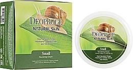 Parfums et Produits cosmétiques Crème à l'extrait d'escargot pour visage et corps - Deoproce Natural Skin Snail Nourishing Cream