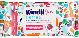 Parfums et Produits cosmétiques Lingettes nettoyantes et antibactériennes - Cleanic Kids Care