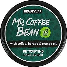 Parfums et Produits cosmétiques Gommage au café et huile d'orange pour visage - Beauty Jar Detoxifying Face Scrub