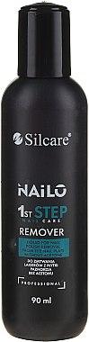 Dissolvant pour vernis à ongles sans acétone - Silcare Nailo