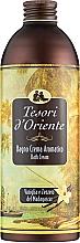 Parfums et Produits cosmétiques Tesori d`Oriente Vaniglia E Zenzero Del Madagascar - Crème de bain parfumée